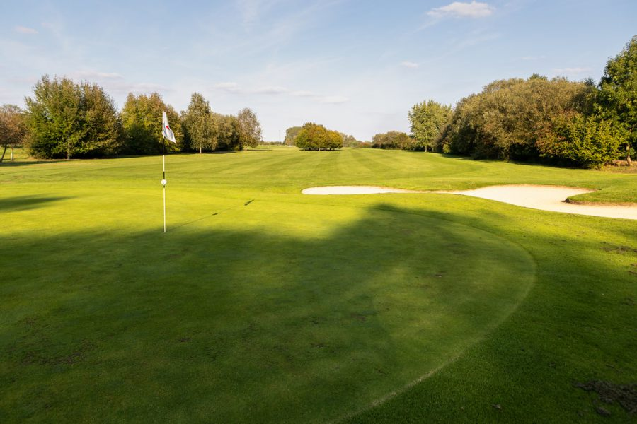 Golfplatz Werne a. d. Lippe-000093